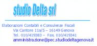Studio Delta Genova - Elaborazioni Contabili e Consulenze Fiscali