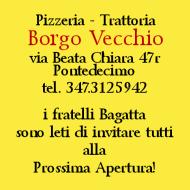 Ristorante Borgo Vecchio Pontedecimo align=